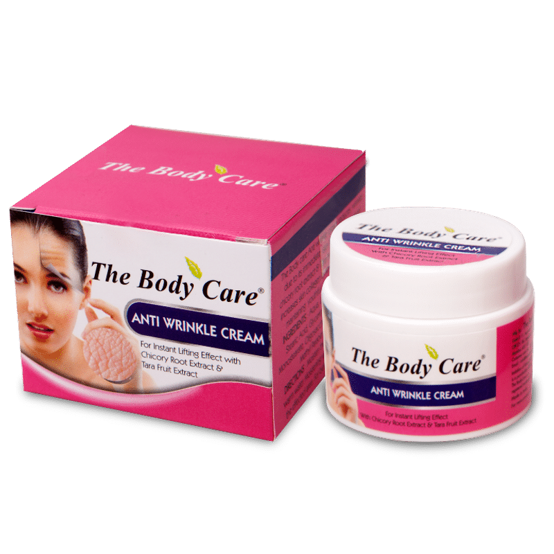 The Body Care Anti Wrinkle Cream
