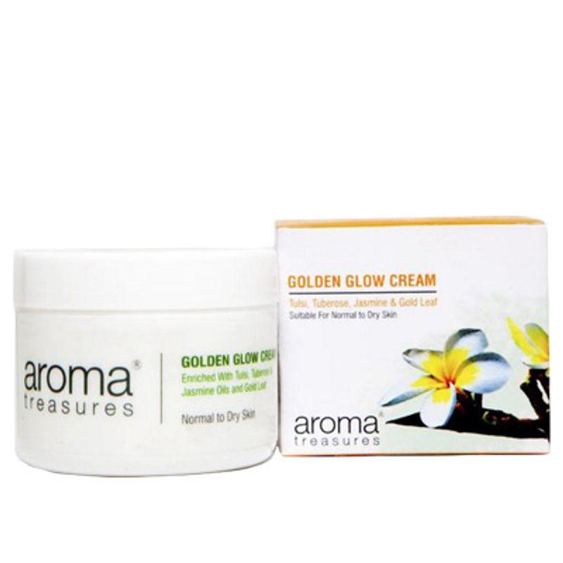 Aroma Treasures Golden Glow Cream