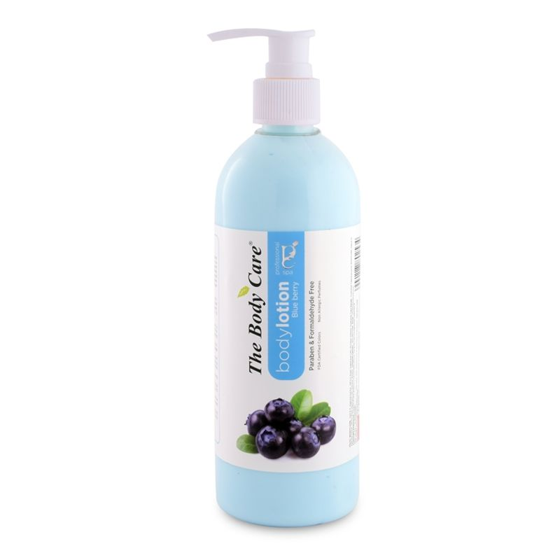 The Body Care Blueberry Body Lotion