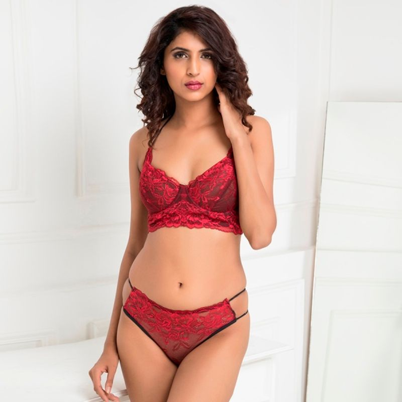 bf4f75464c7d3 Bra-Panty Sets  Buy Bra   Panty Sets Online in India at Lowest Price ...