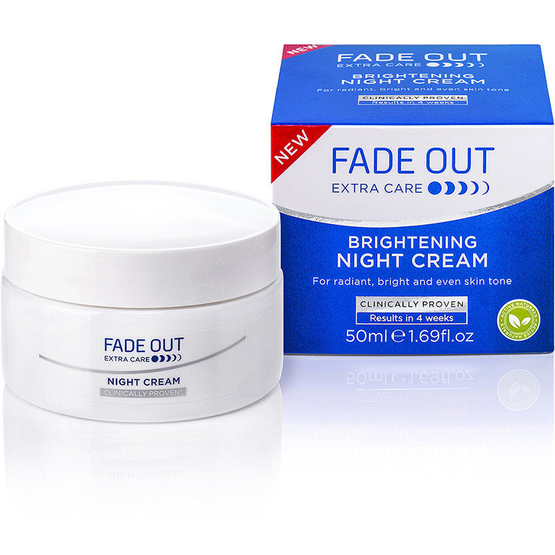 Fade Out Extra Care Whitening Night Cream + 50% Extra Free