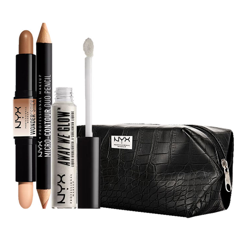 NYX Professional Makeup Contour Goals By Neha Desai Liquid Prism Medium