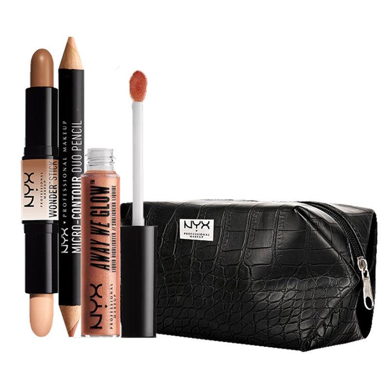 NYX Professional Makeup Contour Goals By Neha Desai Rose Quartz Medium