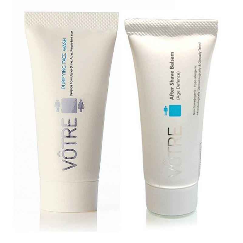 Votre Daily Must Use Kit For Men (Oily Skin)