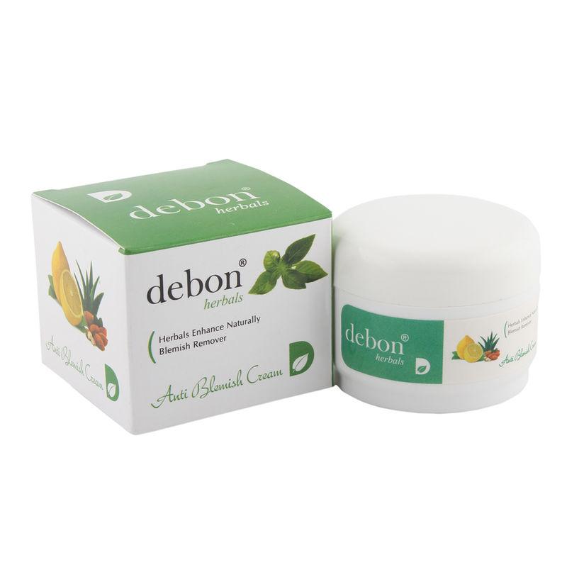 Debon Herbals Anti Blemish Cream - NYDEBONH00023