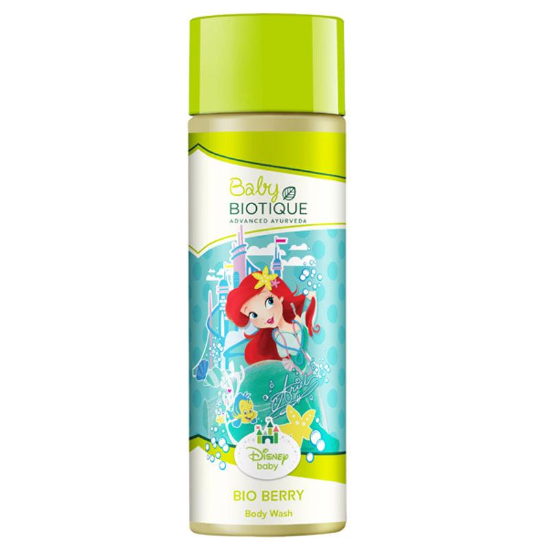 Biotique Disney Baby Girl Bio Berry Body Wash