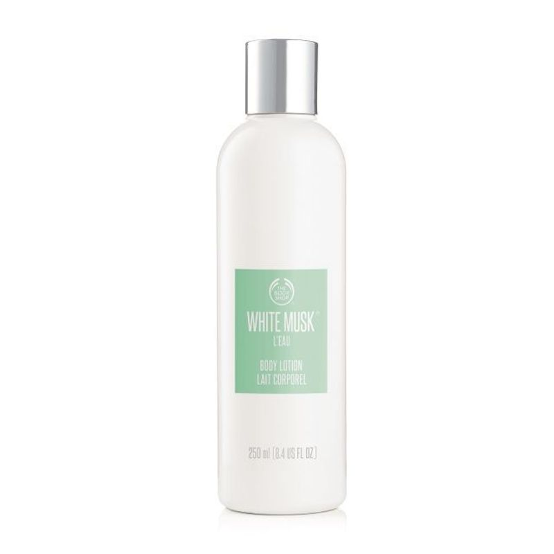 The Body Shop White Musk L'eau Body Lotion