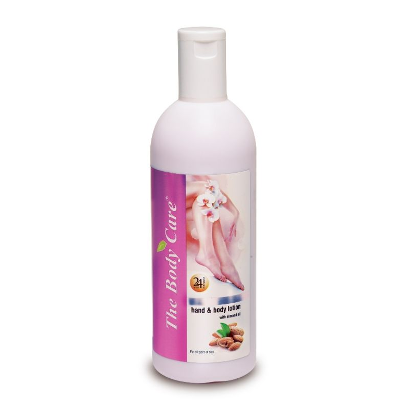 The Body Care Hand & Body Lotion