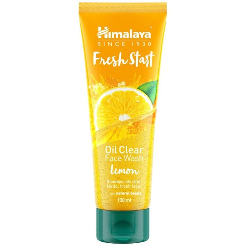 Himalaya Herbals Fresh Start Oil Clear Face Wash Lemon