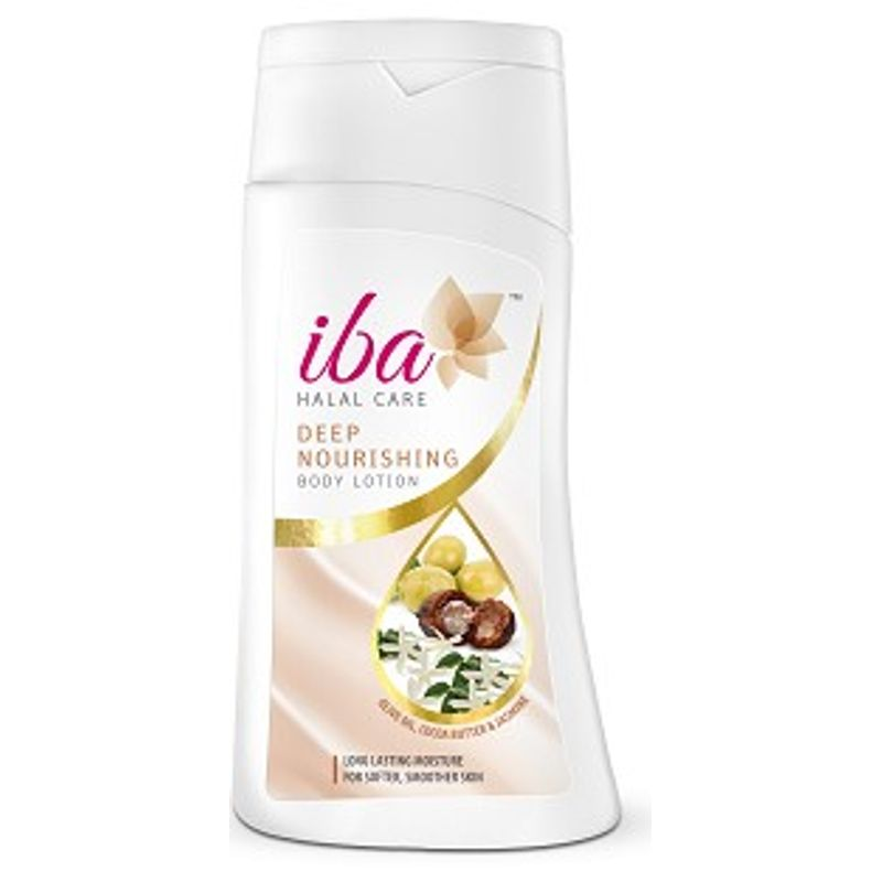 Iba Halal Care Deep Nourishing Body Lotion - 80ml