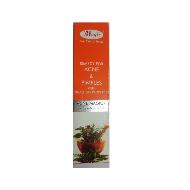 Nature's Essence Magic Fruit Extract Acne Magic + Antiseptic Cream