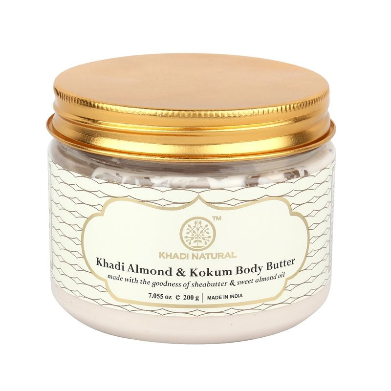Khadi Natural Khadi Almond & Kokum Body Butter