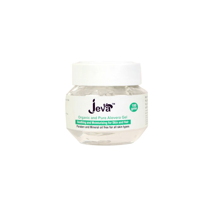 Jeva Pure Aloe Vera Gel - For All Skin Types