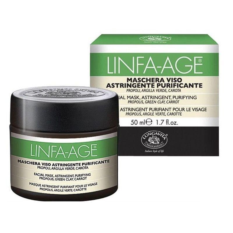 Bottega Di Lungavita Linfa Age Purifying Facial Mask