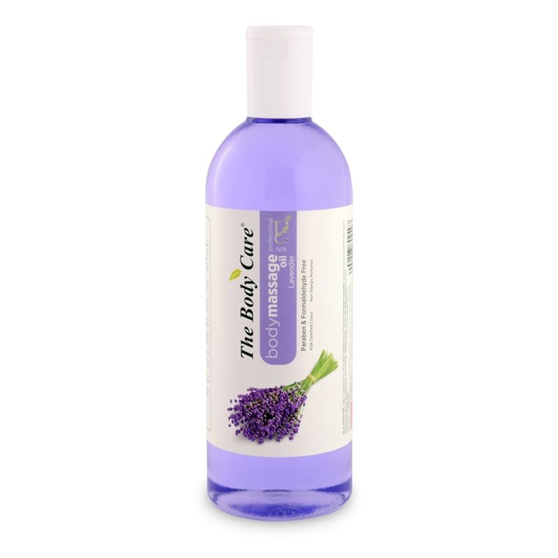 The Body Care Lavender Body Massage Oil