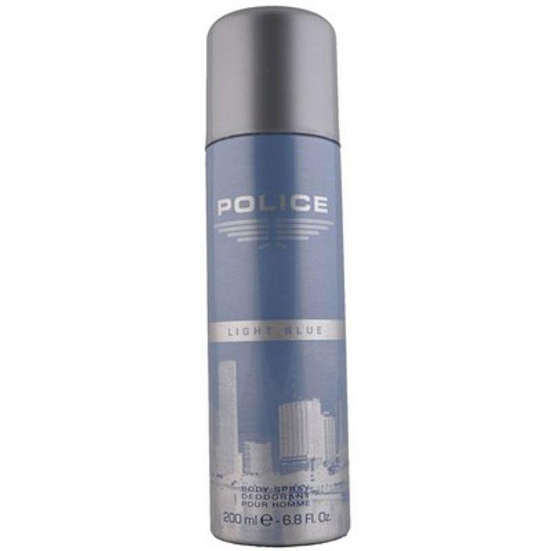 Police Light Blue Deodorant Spray For Men