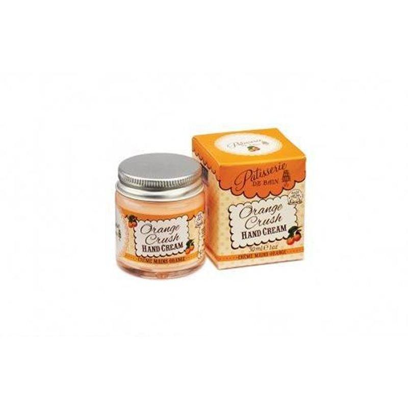 Patisserie De Bain Orange Crush Hand Cream Jar