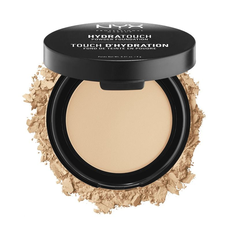 NYX Professional Makeup Hydra Touch Powder Foundation - 03 Natural