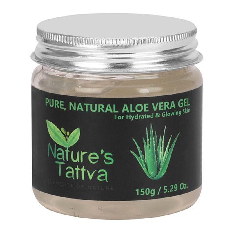 Nature's Tattva Pure Natural Aloe Vera Gel