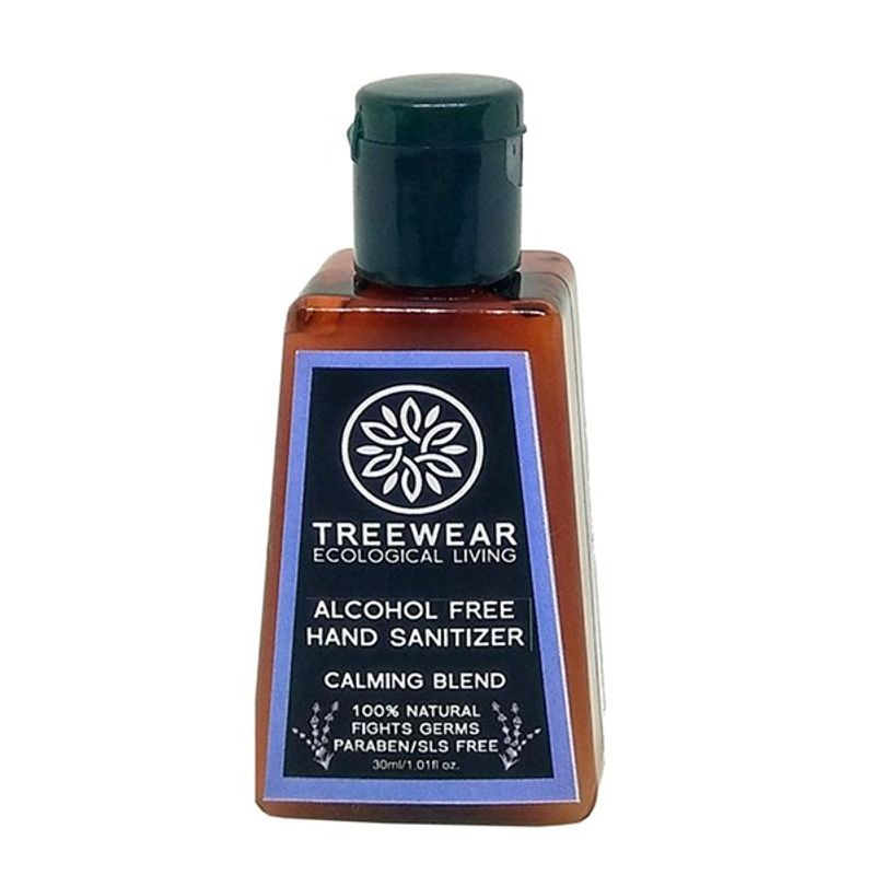 TreeWear Natural Alcohol-free Hand Sanitizer - Calming Blend