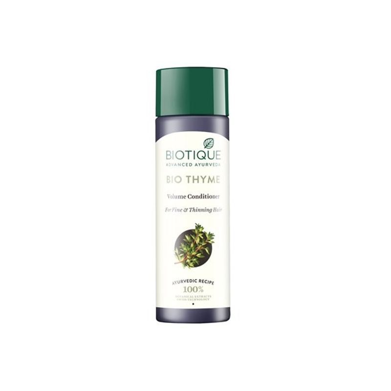 Biotique Bio Thyme Volume Conditioner