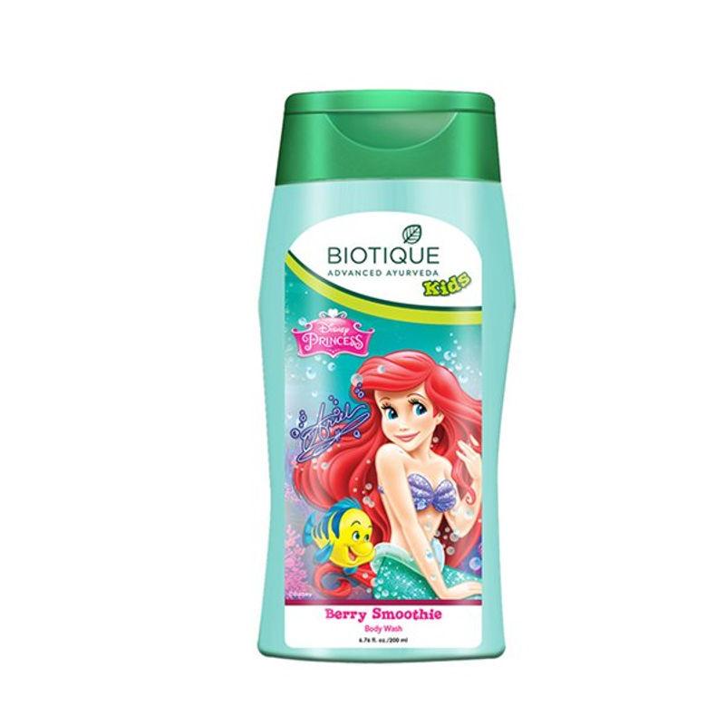 Biotique Disney Baby Girl Bio Berry Smoothie Body Wash