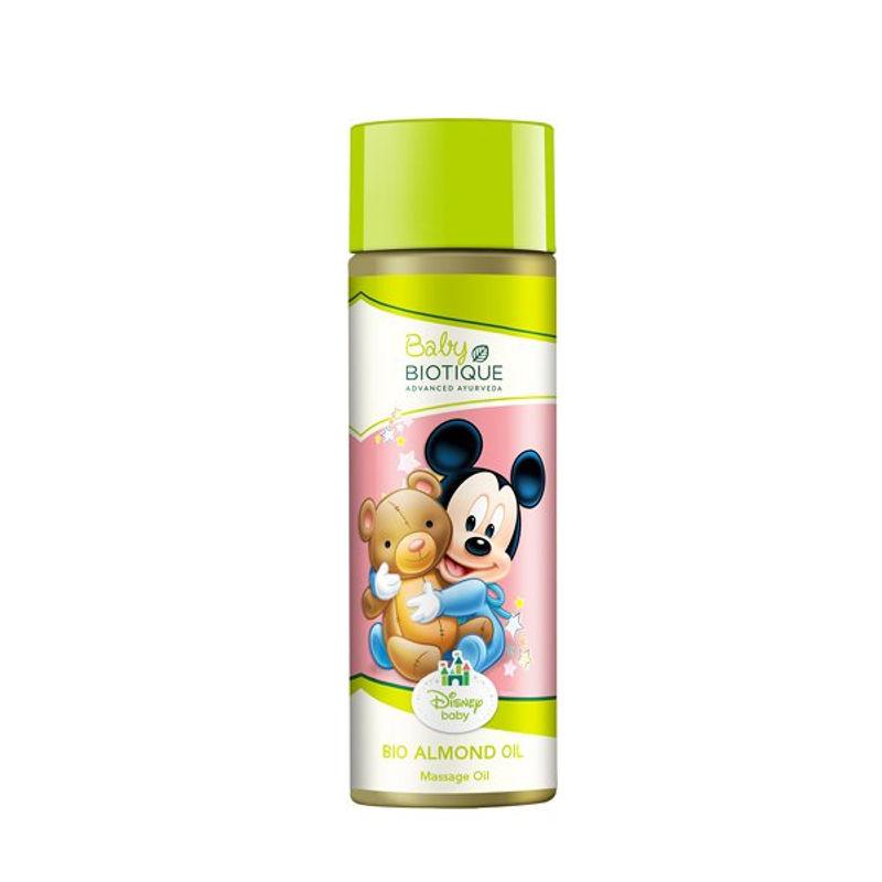 Biotique Disney Baby Bio Almond Oil Mickey Massage Oil