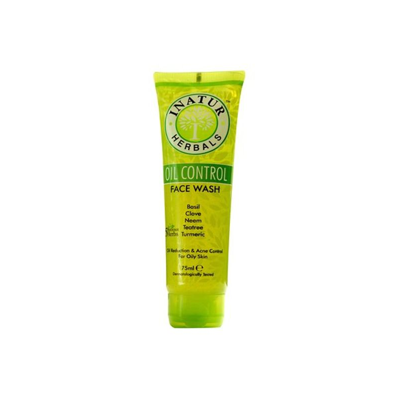 Inatur Herbals Oil Control Face Wash