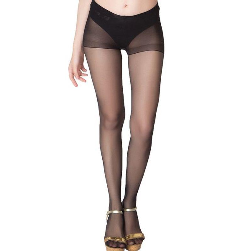 6b5190fa94e7a Clovia Stylish Stockings In Black - Black (Free Size)(Free Size)