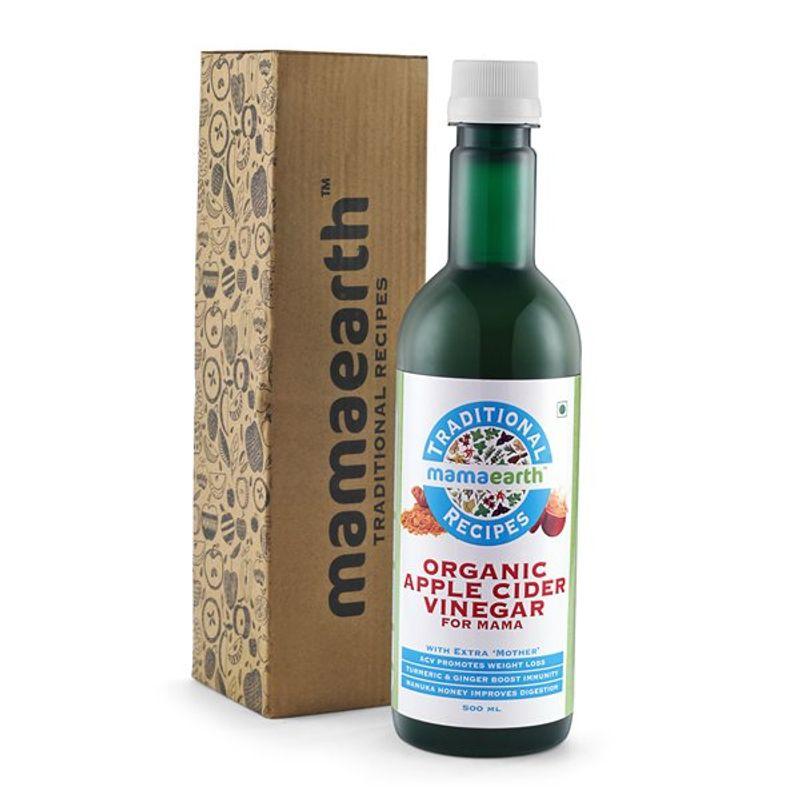 Mamaearth Traditional Recipes Organic Apple Cider Vinegar For Mama