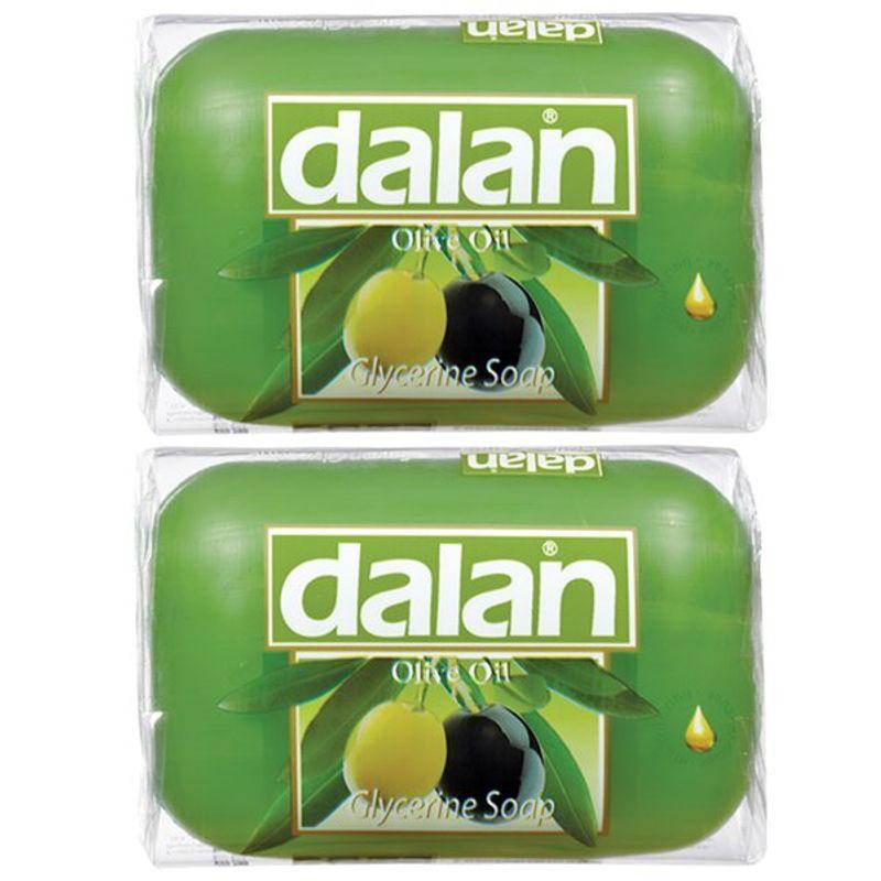Dalan Olive Oil Glycerine Soap (Pack Of 2)