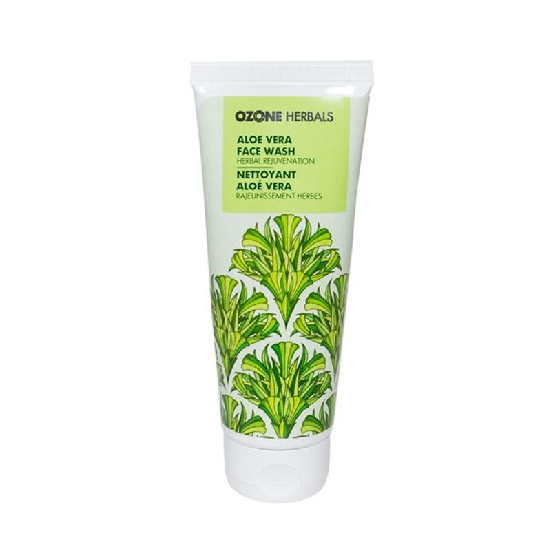 Ozone Herbals Aloe Vera Face Wash