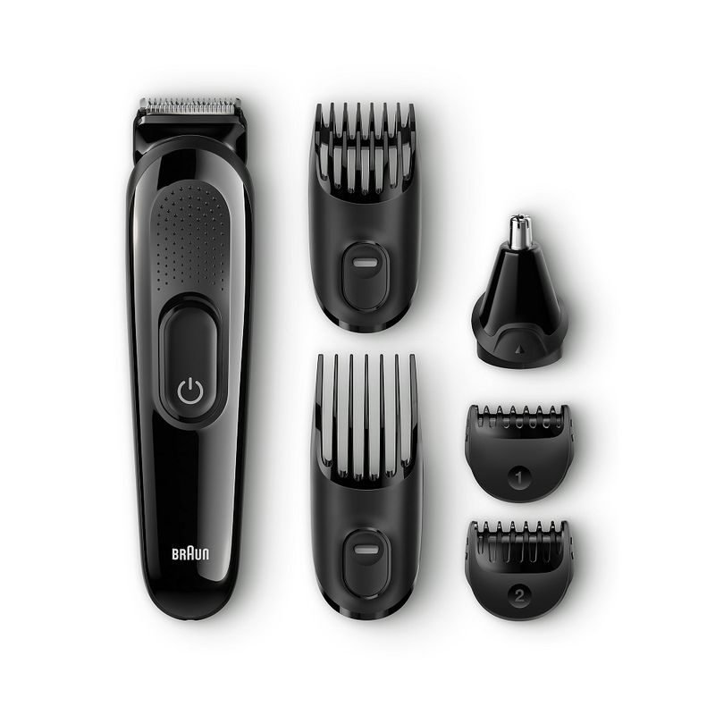 Braun Multi Grooming Kit MGK3020 - 6-in-1 Face And Head Trimming