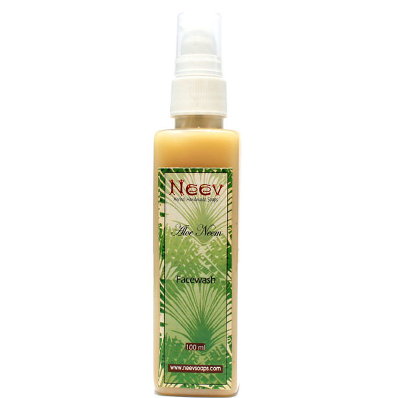Neev Aloe Neem Face Wash For Acne Prone Skin