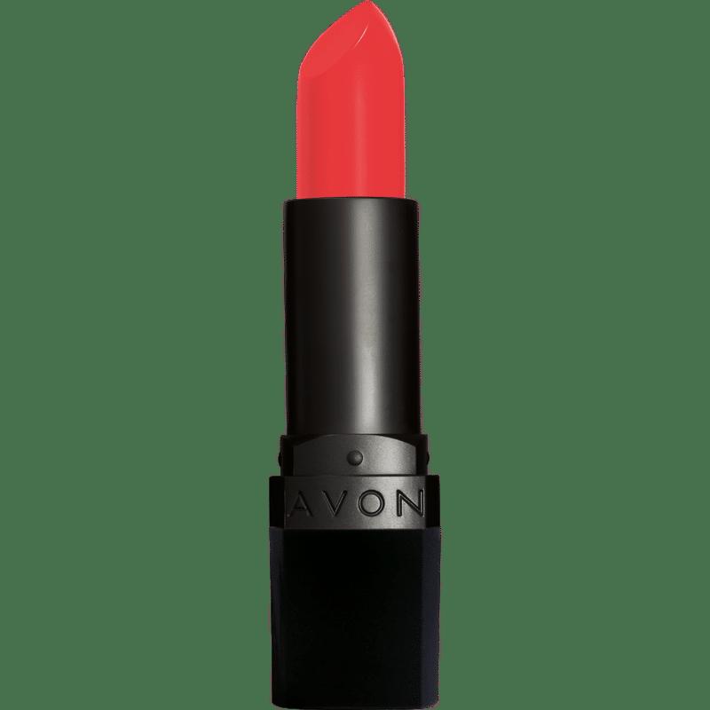 Avon True Color Perfectly Matte Lipstick - Coral Fever