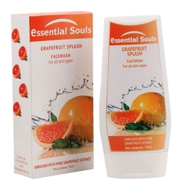 Essential Souls Grape Fruit Splash - Face Wash - NYESSENSOUL11