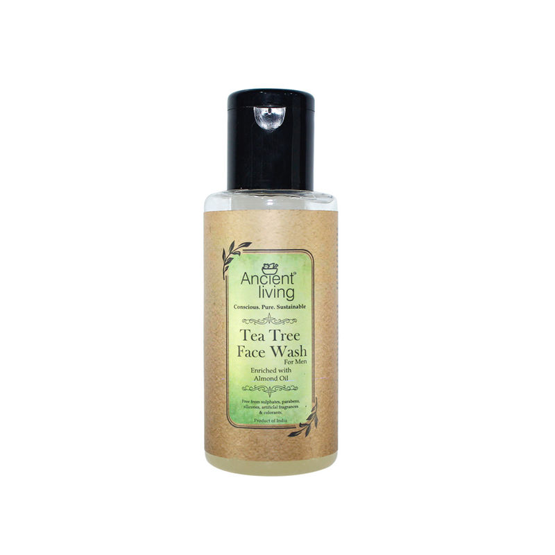 Ancient Living Tea Tree Face Wash - NYKANCTL00014