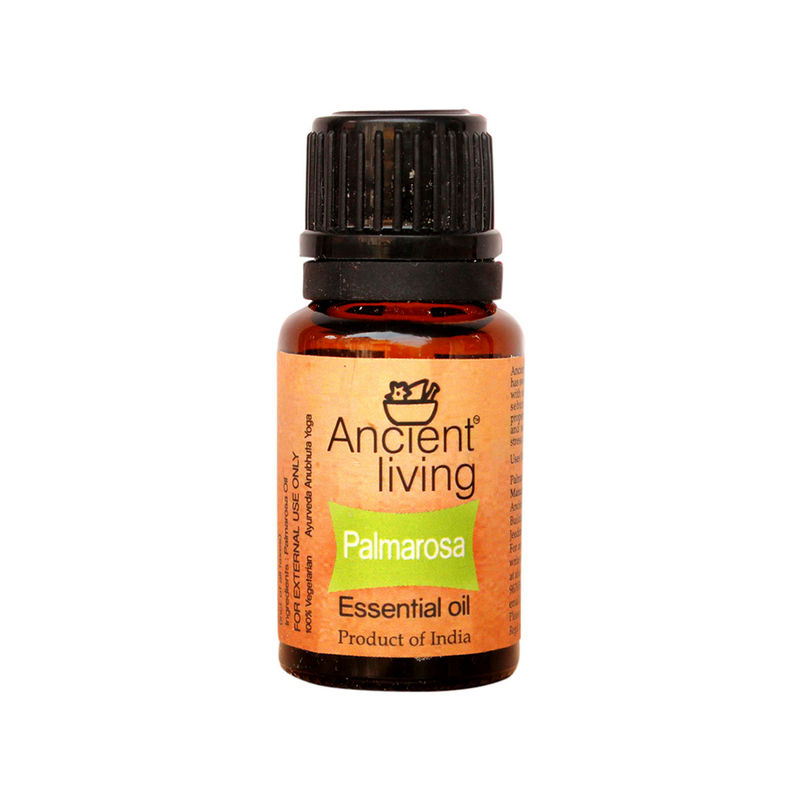 Ancient Living Palmarosa Essential Oil