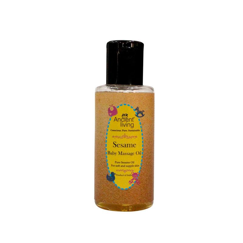 Ancient Living Sesame Baby Massage Oil