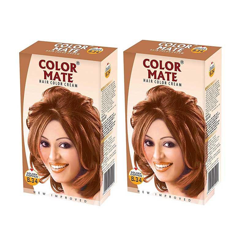 Schwarzkopf Igora Royal 7 57 Hair Color Med Gold Copper Blonde