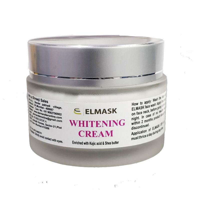 Elmask Face Care Whitening And Nourishing Cream For Men & Women