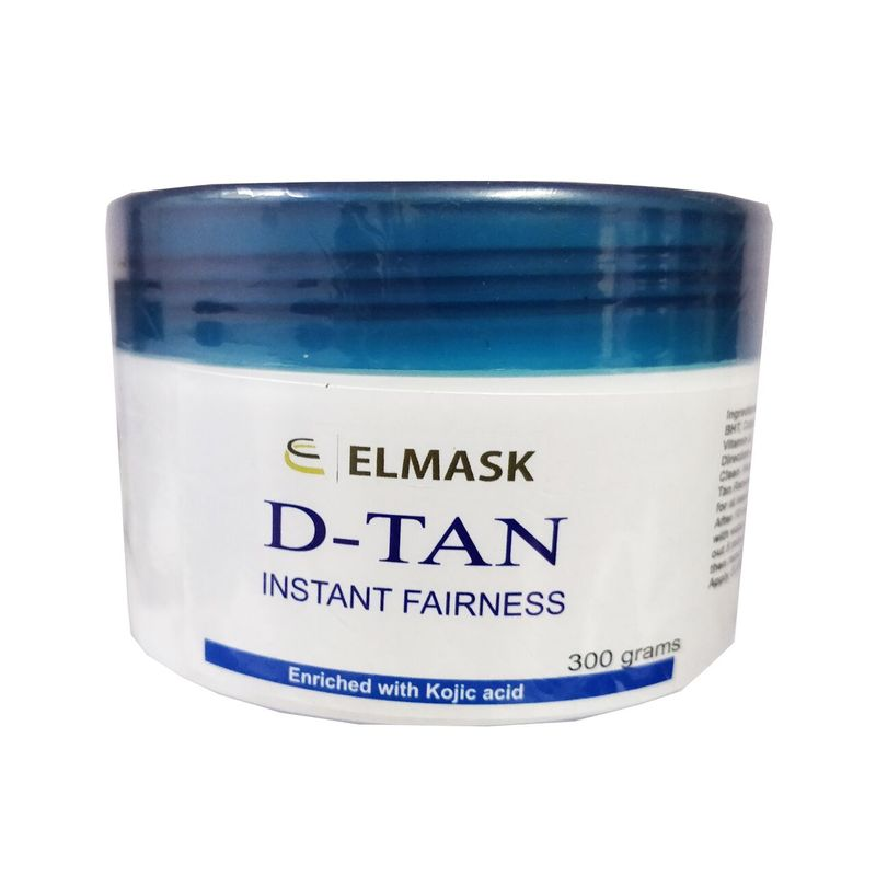 Elmask Skin Lightening D-Tan Cream For Men & Women