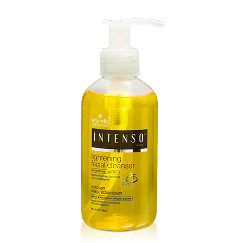 Estrella Professional Intenso Lightening Facial Cleanser For Acne/Prones Oily Skin