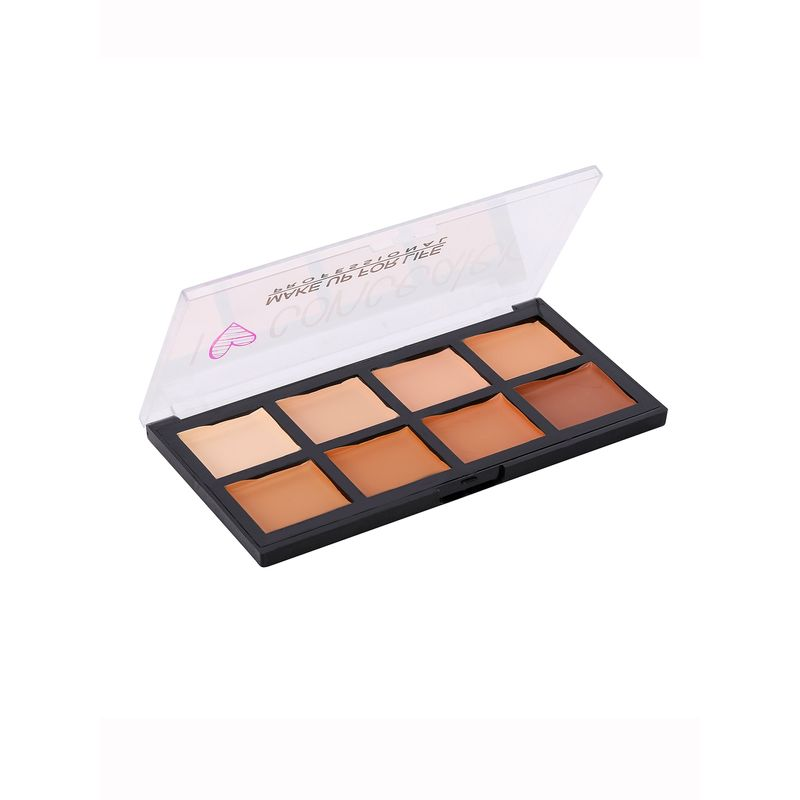 Make Up For Life 8 Color Concealer Palette - 01