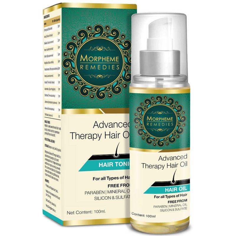 Morpheme Remedies Advanced Therapy Hair Oil