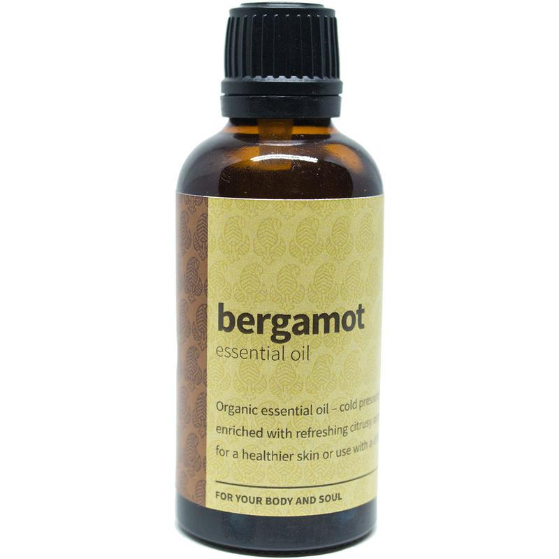 Rouh Essentials Bergamot Essential Oil
