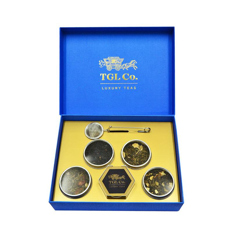 TGL Co. Impassioned Indulgence Tea Gift Box