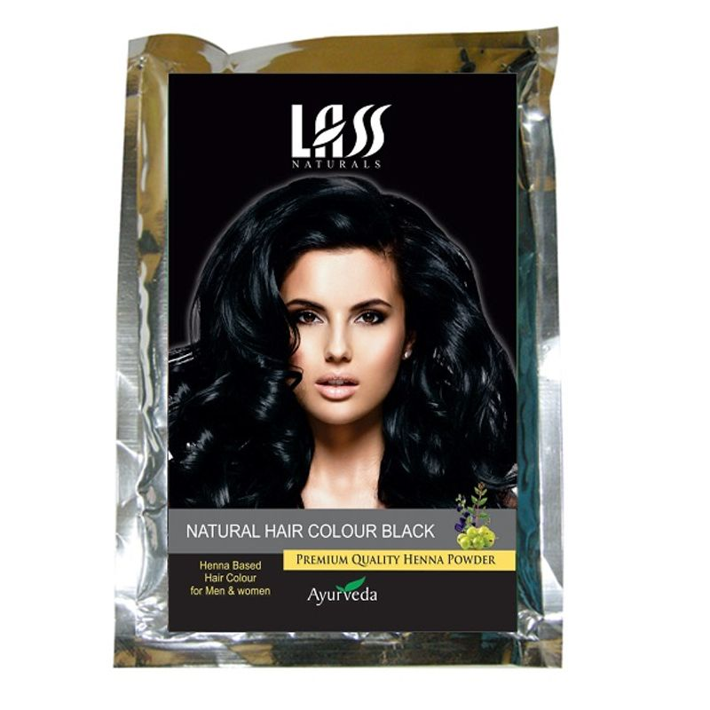 Lass Naturals Hair Colour Black