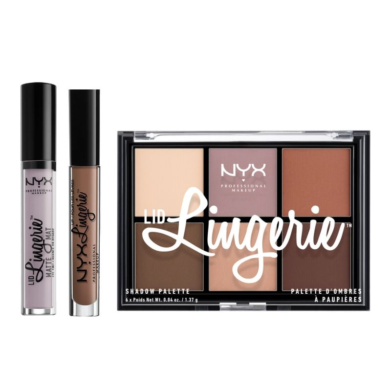 NYX Professional Makeup Power Of Nude Combo 4