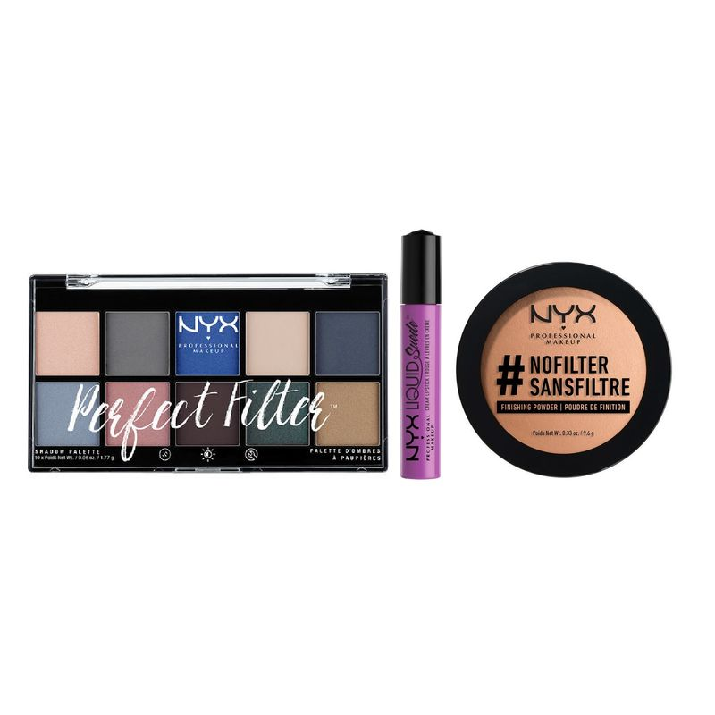NYX Professional Makeup No Filter Needed Combo 1